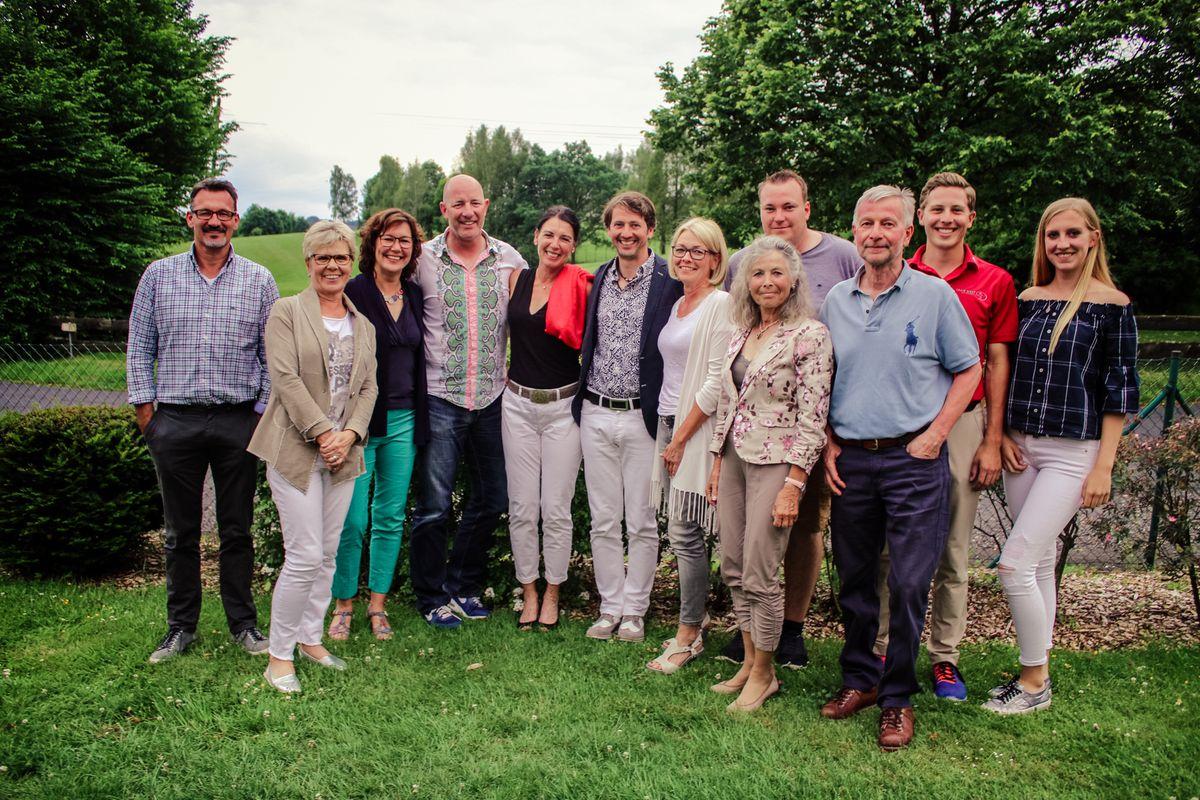 GolfAlliance Turnierwoche 2017 auf dem Golf Course Siebengebirge